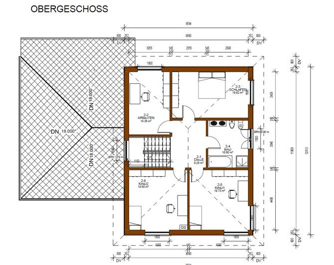 Sbc typen einfamilienhaus for Optimaler grundriss einfamilienhaus
